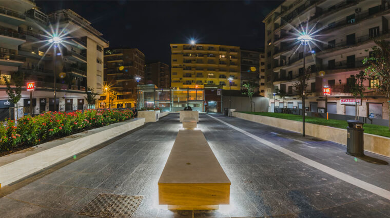 Acea and Rome's public lighting