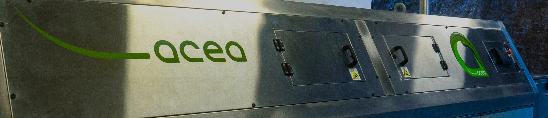 Acea Smart Comp for the diffused composting of the organic waste