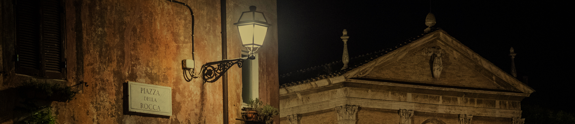New artistic lighting system in the Old Town of Ostia Antica