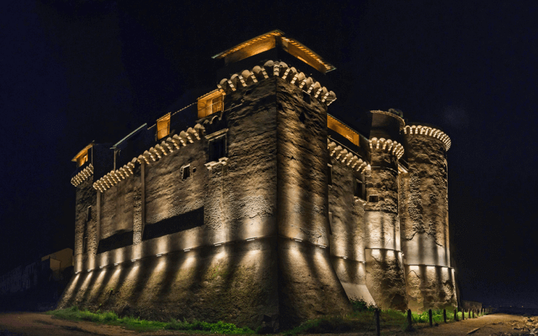 Find out how Acea gives lights to the Santa Severa Castle
