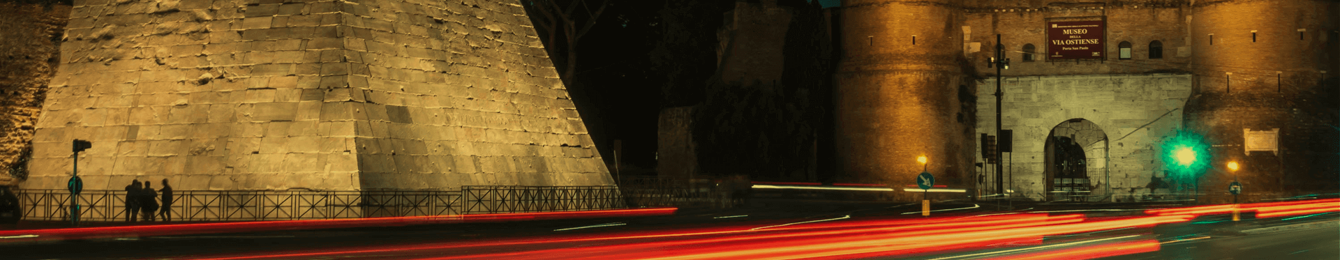 Acea to light up Rome's Pyramid of Cestius