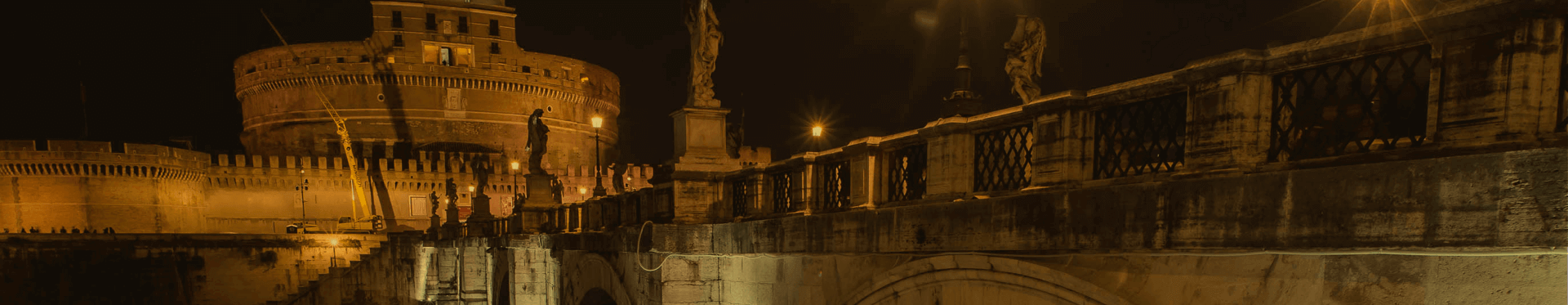 How Acea takes care of the lighting on the bridges over the Tiber river
