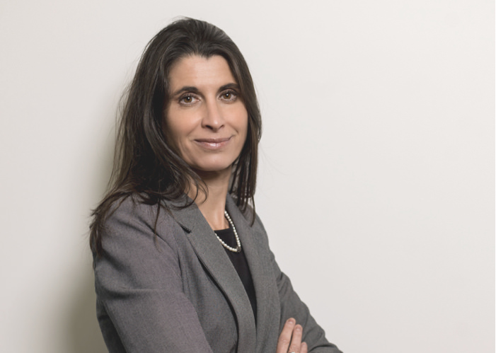 Michaela Castelli chairperson of Acea Group