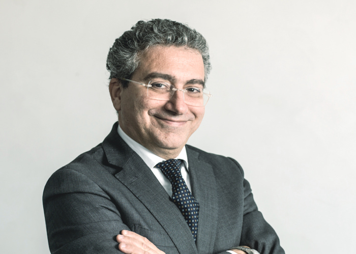 Giuseppe Del Villano, Acea Director of the Corporate Affairs and Services Department