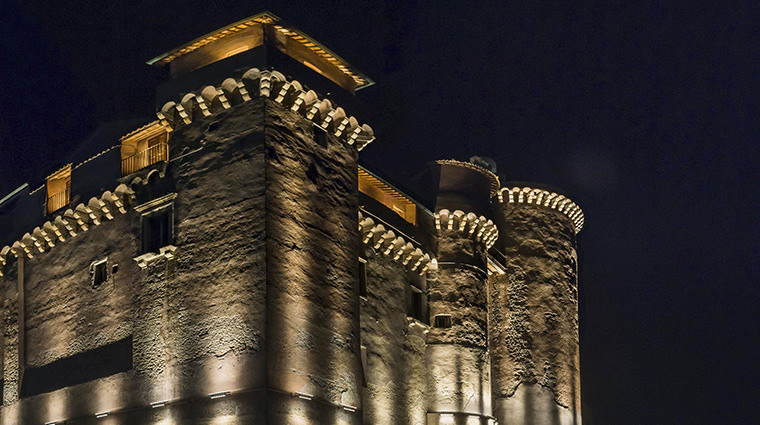 Find out how the Acea Group is working to ensure the illumination of Santa Severa Castle