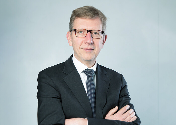 Maurizio Lauri chairman of the Acea Group board of auditors