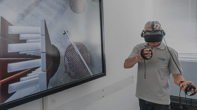 Acea and virtual reality: the ultimate training