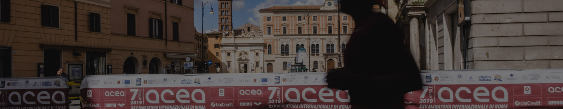 Acea is the title sponsor of the 25th edition of the Rome International Marathon