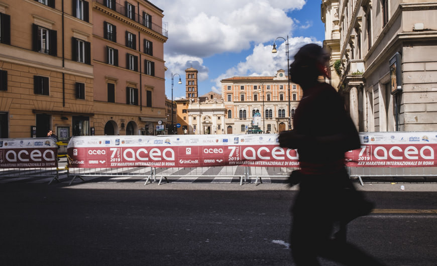 Acea Group is the title sponsor of the 25th edition of the Rome International Marathon