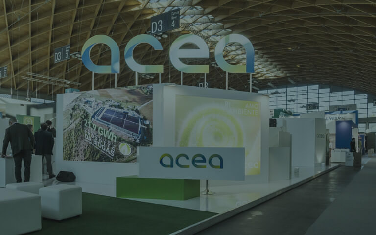 The events of the Acea Group